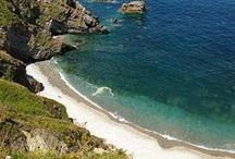 Beaches in Coaña, Asturias, Spain / All the beaches in Coaña, Asturias that Asturplaya could find :)