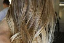 Ombré / Ombré hair colour