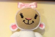 Amigurumi / Handmade crochet dolls