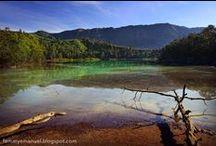 DIENG PLATEU, Indonesia