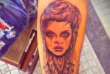 The Ink Projects / Tattoos and Art