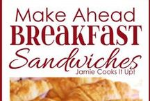 Yummy Brunch Ideas / Perfect recipes and other ideas to make a beautiful and yummy brunch curated by Twin Cities Moms