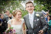 Heather's Wedding Day / Hair by Nicky McKenzie - Wedding Hair Inspiration. Wedding Location: Farnham House Hotel www.hairbynickymckenzie.co.uk