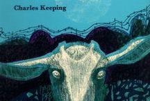 illustrator Charles Keeping / by Jacoba