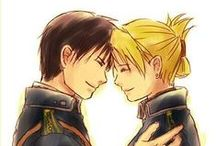 RoyAi 4 Ever / 'You're the Flame Alchemist. You are useless when it's raining!' - Riza Hawkeye