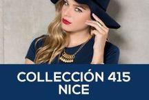 COLECCIÓN NICE 415 / COLECCIÓN NICE 415