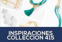 INSPIRACIONES COLECCIÓN 415 / ¿Qué nos inspiro a crear esta hermosa colección?
