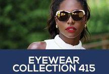EYEWEAR NICE 415 / Vanguardista colección de lentes de sol.