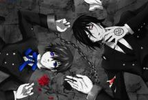 Kuroshitsuji 4 Ever / If you wish...I will follow you, no matter where you go, even if the throne crumbles and the brilliant crown rusts, even if the empty shells of pawns pile up, and we rest upon their decaying bodies I will lie beside your small form and until the last bell tolls, until that time... - Sebastian Michaelis