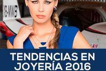 TENDENCIAS  EN JOYERÍA 2016 / Las tendencias más trendy en joyería y accesorios.