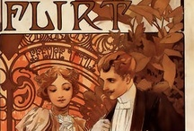Art Nouveau / My favorite period/movement in arts, architecture and design <3