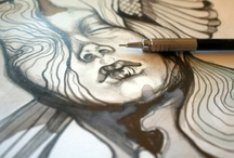 Drawings and sketches / Beautiful sketches and drawings. I find them really inspiring!