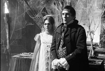 Dark Shadows... / Barnabas Collins...Vampires, Witches, et al...