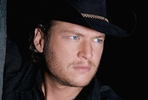 Blake Shelton, Country Hunk / Blake the country singer; coach on The Voice; husband and family man...a real fine hunk!