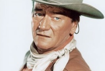 John Wayne...Actor / Actor, husband, father, grandfather...a legend