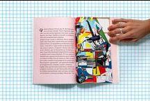Print & Publication Design / Print design, publication design, book design.