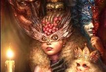 Fantasy...Ghotic...Mistic / Fantasy, gotico, mistico raccolta di immagini da me preferite
