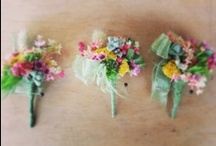 corsages and bouts!