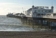 Brighton England / Haved lived in Brighton, still I'm in love with Brighton. My second home town.