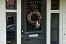 Voordeur/Frontdoor