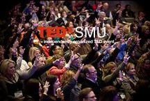 TEDxSMU / TEDxSMU brings together ideas and interesting people from around the world and around the corner. Although we are licensed by TED, we are independently organized.