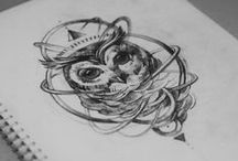 tattoo sketches