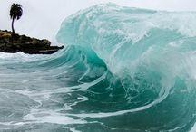 The big blue sea....