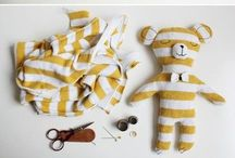 Sewing patterns toys