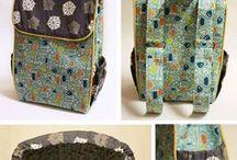 Sewing patterns Bag