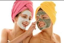 Homemade Face Masks / Natural homemade cosmetic face masks that will improve your skin. Made from natural ingredients that you will find in your own larder. Cheap, environmentally friendly and healthy.