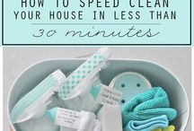 Home Cleaning / Cleaning Tips