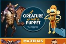 Puppet & Puppetry resources / Videos, tutorial, patterns...