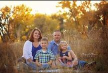 Family Photography by Crystal Clear Images / Family Portrait Photography by Crystal Clear Images.