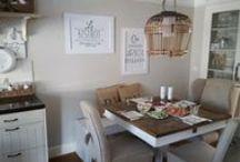 Riviera Maison eetkamer / Diner whit friends