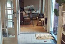 Riviera Maison hal / entree / Welkom