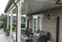 Overkapping/Porch