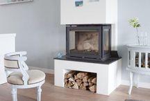Openhaard/Fireplace