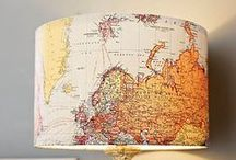 Mapas / Mapas de viagem