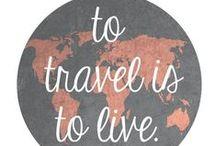 Citações de viagens / Citações de viagens