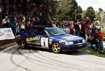 Subaru Legacy RS type RA / First Generation Legacy RS, first ever STI