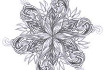 Tattoo designs by me / Tattoo designs I've made for people….