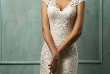 Vestidos de noiva (inspiration / Diversas inspirações de vestido de noiva!