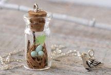 Tiny bottles / Mini fioles