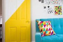 Interior Design & Decorating / Interior design, spatial design, home decor, studio space, and home office.