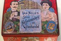 Vintage tins / Vintage tins