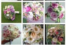 Svatební kytice, wedding bouquet