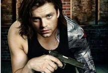 The Winter Soldier - Bucky Barnes - Sebastian Stan ♥'