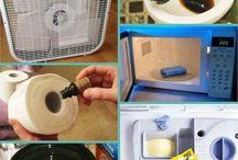 Household hacks & idea