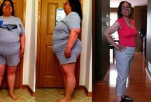 Weight loss before & afther