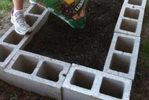 Kitchen garden / vegetable garden / Make your own vegetable garden @home For more check http://hobbyfountain.com/garden-2/